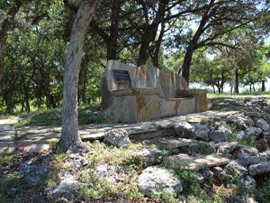 Stone Bench 2